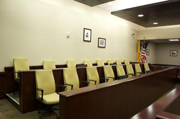 jury section